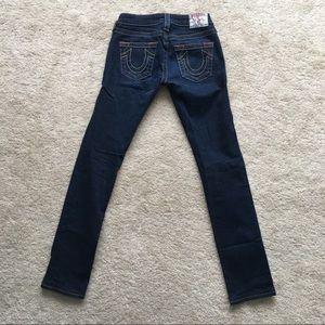 Stella Skinny Ankle Denim Jeans